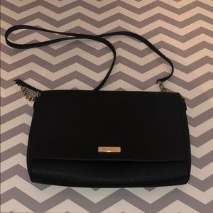 Kate Spade Pebbled Leather Purse with Chain Strap